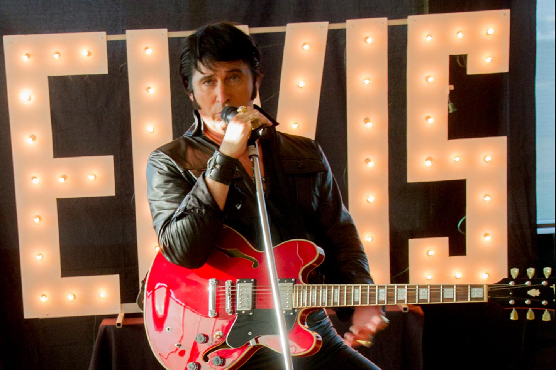 Elvis Event Photo